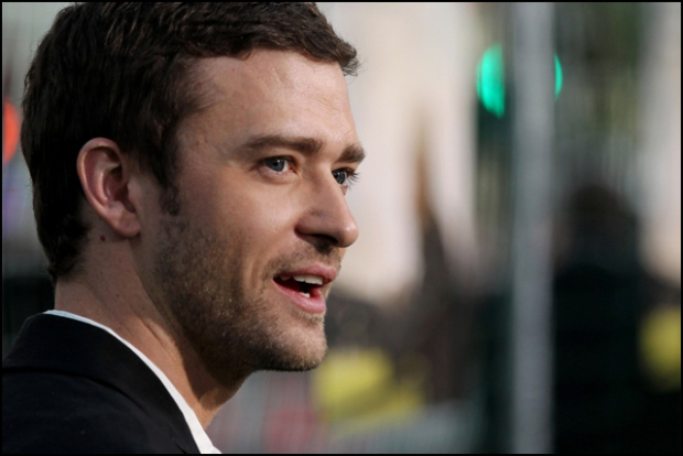 Justin Timberlake / ジャスティン・ティンバーレイク